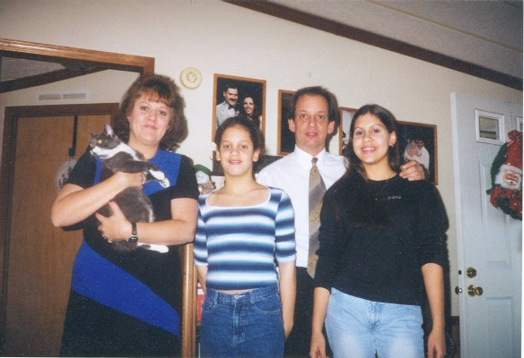 Family Pic Thanksgiving(1999)